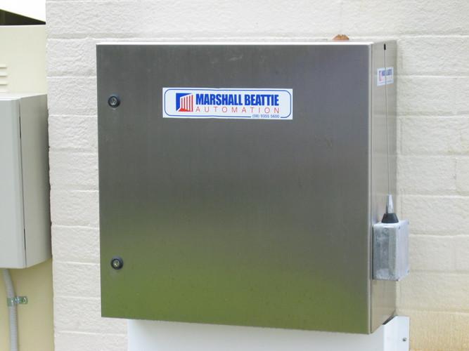 Stainless Steel Enclosure