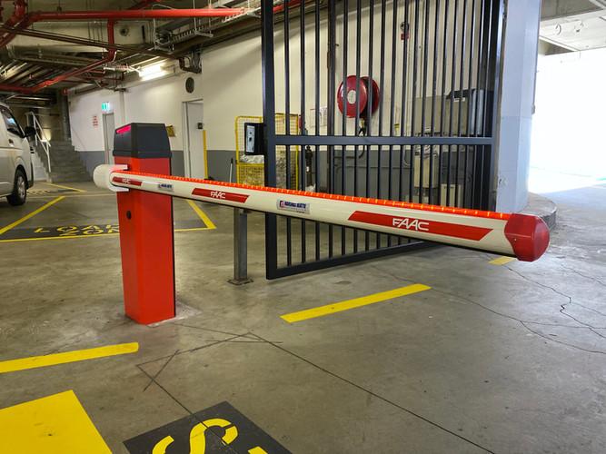 FAAC B614 Boom Gate Barrier