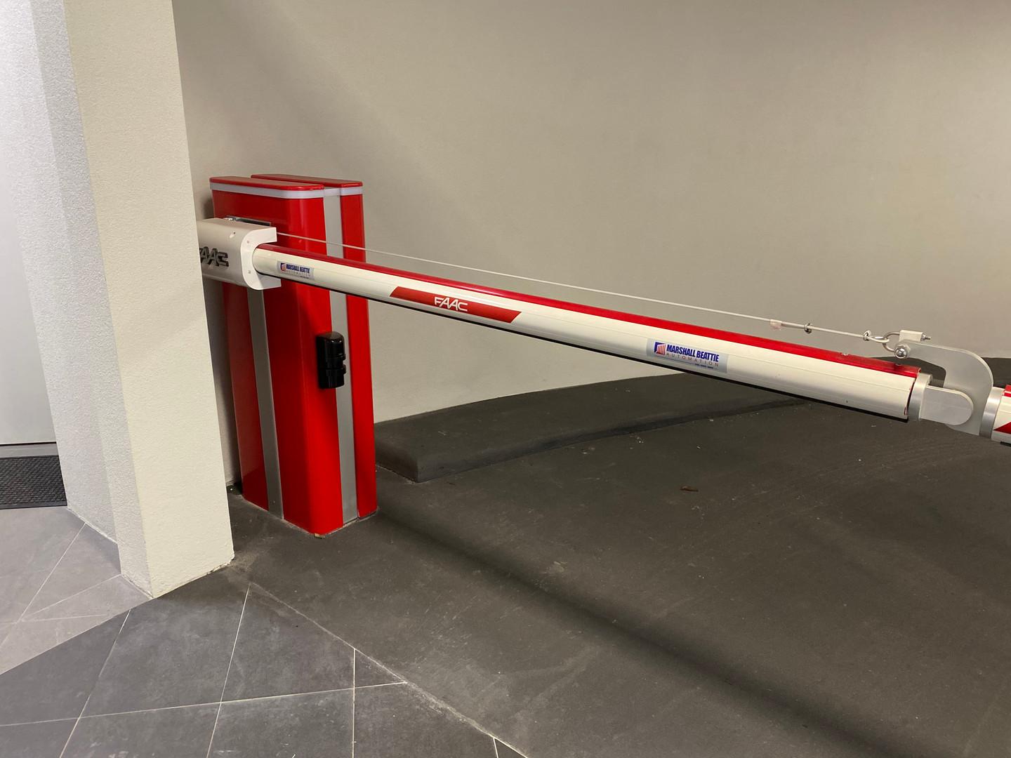 FAAC B680 Boom Gate Barrier