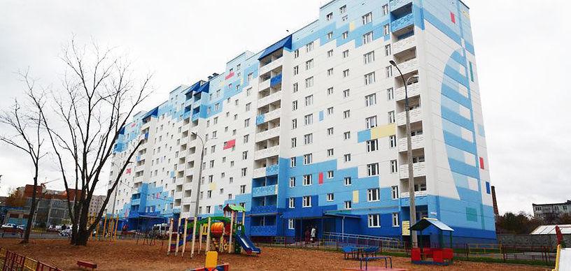 Ижевск, дом для бюджетников