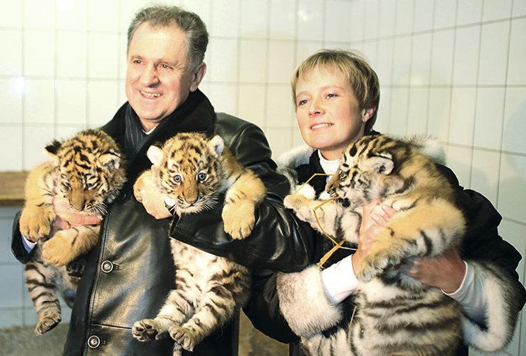 Государственный зоопарк Удмуртии