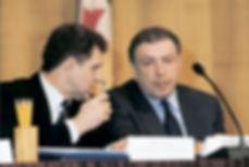 Александр Александрович Волков, Первый Президент Удмуртии, Илья Клебанов