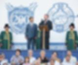 Александр Александрович Волков, Первый Президент Удмуртии на открытии памятника ижевским оружейникам