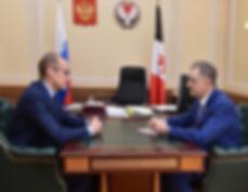 Памяти Александра Александровича Волкова, Первого Президента Удмуртии