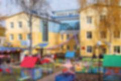 Реконструкция детского сада №97 на 115 мест по пер.Широкий в Ижевске
