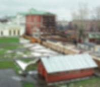 Ижевск, Администрация Президента Удмуртии реконструкция
