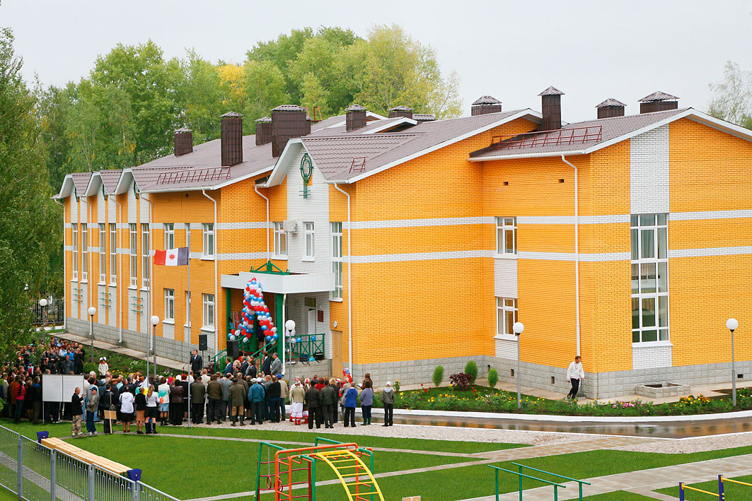 Строительство школ в Удмуртии