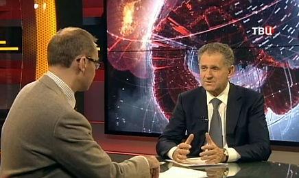 Александр Александрович Волков, Первый Президент Удмуртии, интервью телеканал «ТВ Центр»