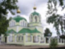 Храм Святого Великомученика и Целителя Пантелеимона, с. Каракулино