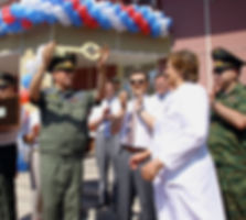 Запуск завода по утилизации химического оружия в Камбарке