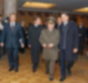 Александр Горяинов, Дмитрий Медведев, Михаил Калашников, Александр Александрович Волков, Первый Президент Удмуртии