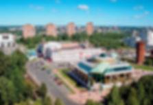 Музейно-выставочный комплекс стрелкового оружия им. М.Т.Калашникова