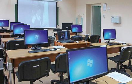 Средняя общеобразовательная школа на 110 учащихся в с. Кизнер