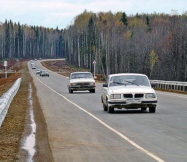 Открытие автомобильной дороги «Обход Ижевска на подъездной автодороге к Перми»