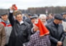 Александр Александрович Волков, Первый Президент Удмуртии, открытие автомобильной дороги «Обход Ижевска на подъездной автодороге к Перми»