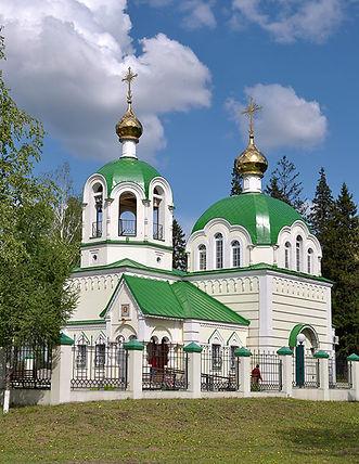 Ижевск, Церковь во имя Святых Царственных великомучеников