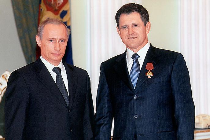 Александр Александрович Волков, Первый Президент Удмуртии, Владимир Путин, Президент России