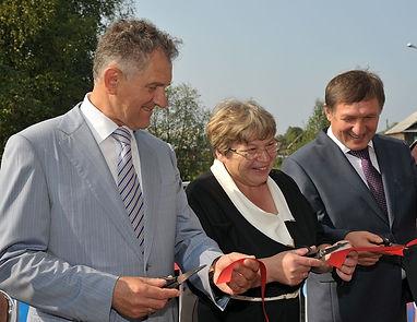 Александр Александрович Волков, Первый Президент Удмуртии, развитие Удмуртии