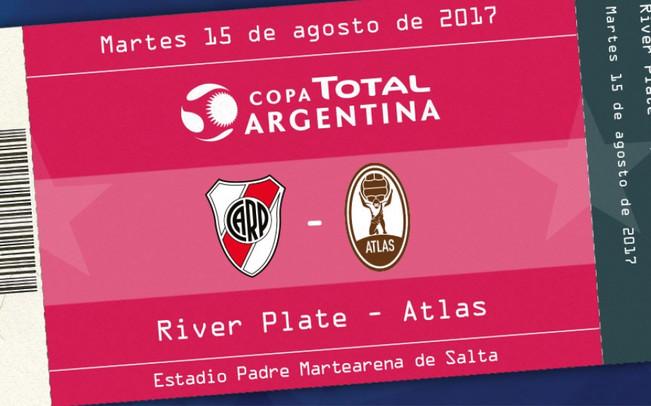 Venta De Entradas Para River Atlas El Grito Salta Noticias - River atlas