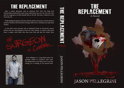The Replacement- Book Jacket Design