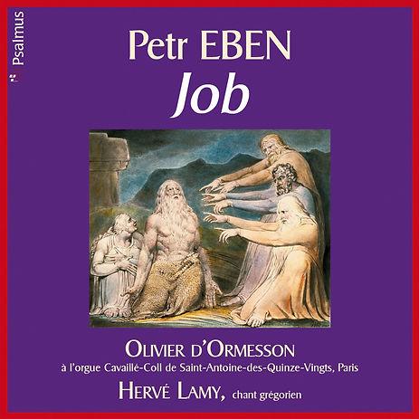Petr EBEN : Job