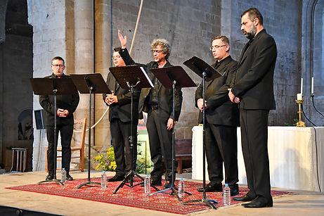 Les Solistes de la musique Byzantine
