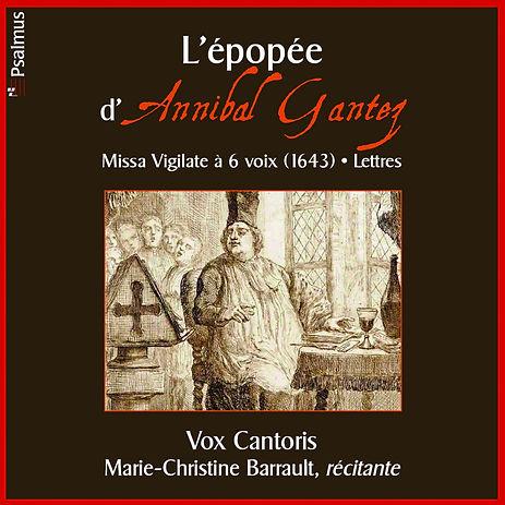 L'épopée d'Annibal Gantez