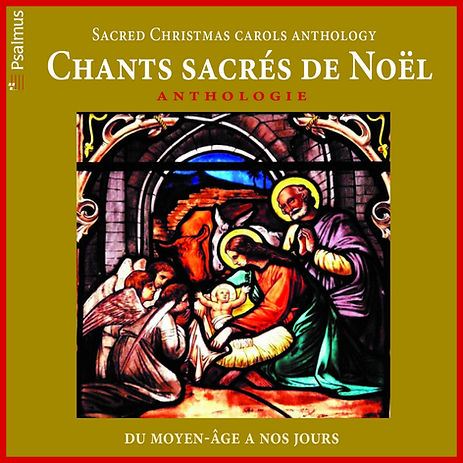 Chants Sacrés De Noël