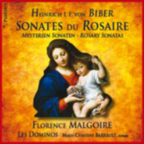 Heinrich I.F. von BIBER : Sonates du Rosaire