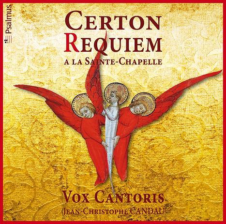 Certon Requiem : A la Sainte-Chapelle