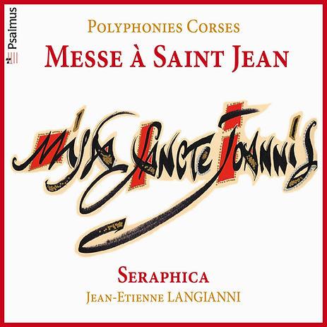 Polyphonies Corses : Messe à Saint Jean