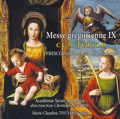 Messe grégorienne IX : Cum Jubilo