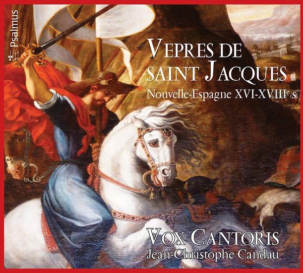 Vêpres de saint Jacques