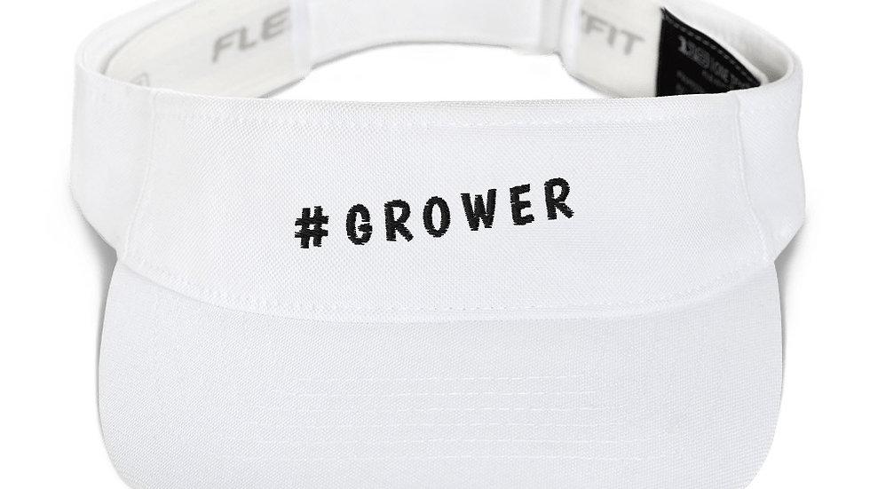 #GROWER Visor