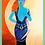 Thumbnail: ORACLE BLEU - COFFRET: livre + le jeu original