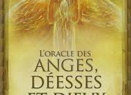 L'ORACLE DES ANGES DEESSES ET DIEUX