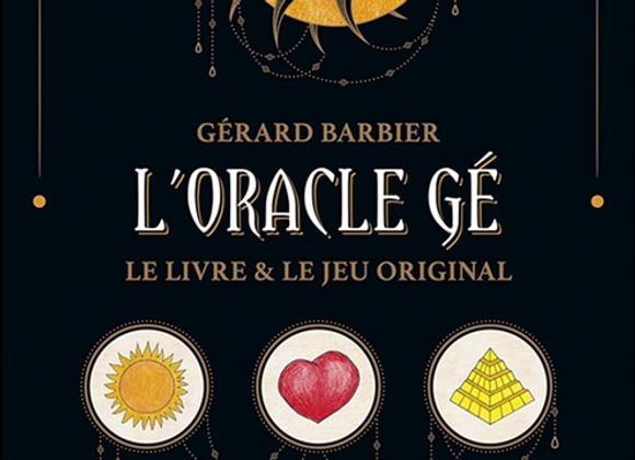 ORACLE GE - COFFRET: livre + jeu
