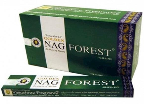 ENCENS SATYA GOLDEN NAG FOREST