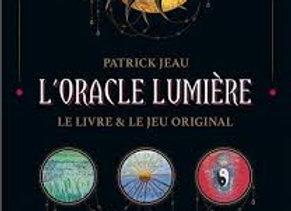 ORACLE LUMIERE - COFFRET: livre + le jeu original