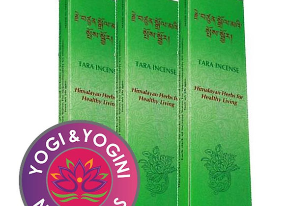 ENCENS TIBETAIN TARA HIMALAYAN HERBS FOR HEALTHY LIVING