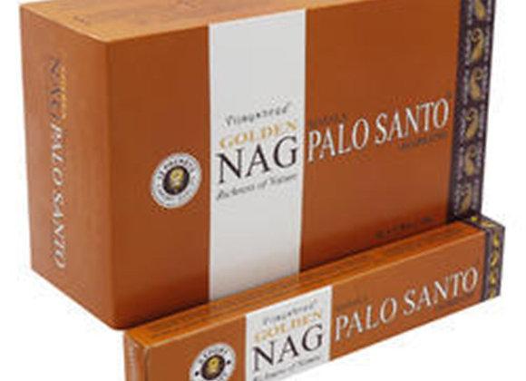 ENCENS GOLDEN NAG PALO SANTO