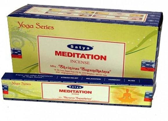 ENCENS SATYA MEDITATION