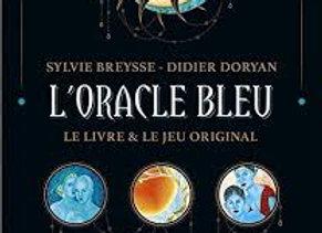 ORACLE BLEU - COFFRET: livre + le jeu original
