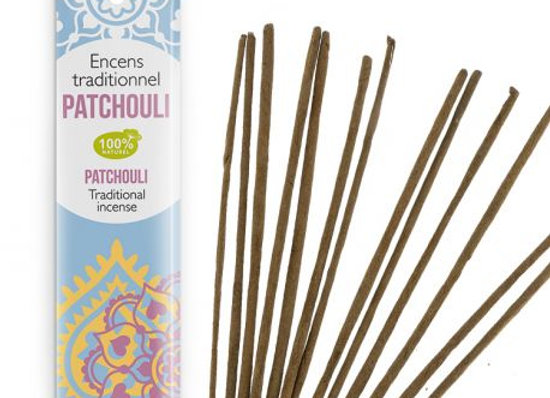 ENCENS INDIEN HAUTE TRADITION PATCHOULI