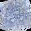 Thumbnail: CALCEDOINE BLEUE OU AGATE BLUE LACE PIERRE ROULÉE