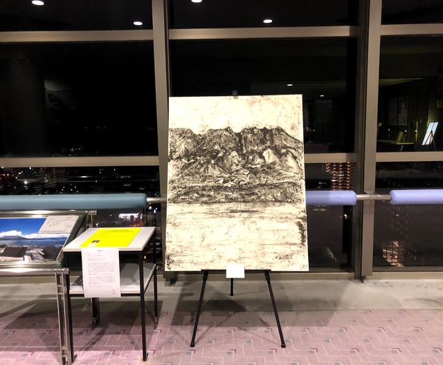鹿児島県庁18階展望ロビー展示会場の夜景.jpeg