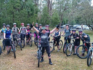 Women's Social Ride Wrap Up for 2017!