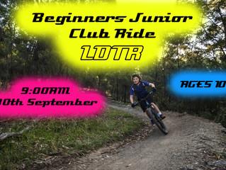 LDTR BEGINNER JUNIOR CLUB RIDES!! [AGES 10+]