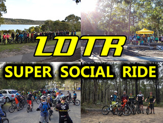 LDTR SUPER SOCIAL RIDE -CANCELLED