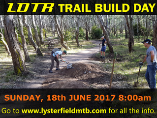Trail Build Day